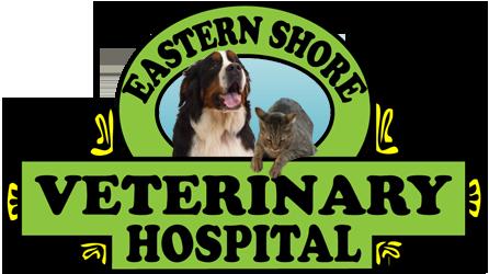 Eastern Shore Veterinary Hospital logo